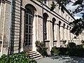 Abbaye de Saint-Riquier, façade côté parc 03.jpg