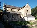 Abbey church, SW in Bélapátfalva, 2016 Hungary.jpg