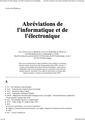 Abréviations de l'informatique et de l'électronique-fr.pdf