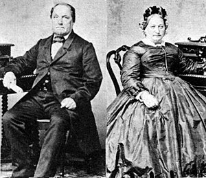 Einstein family - Abraham and Helene Einstein
