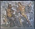 Achilles Agamemnon Pompei mosaic NAMNaples 10006.jpg