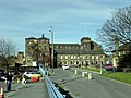 Acre Mill ^ Offices from HRI Car Park - geograph.org.uk - 1829898.jpg