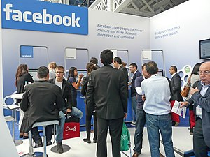 Virtual community - Facebook on the Ad-tech 2010