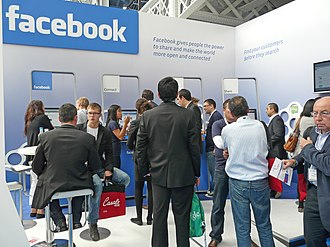 Facebook on the ad:tech 2010 Ad-tech London 2010 (5).JPG
