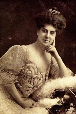 Ada Crossley - Ada Crossley c.1900