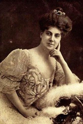 Ada Crossley - Ada Crossley c.1900