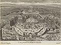 Adam Perelle, Veüe generale du chateau de Versailles, 1680s.jpg