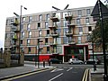 Adelaide Wharf, Queensbridge Road, Haggerston, London E2 - geograph.org.uk - 1386616.jpg