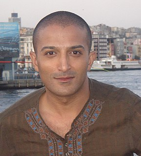 Adil Ray English actor, radio presenter, writer and comedian
