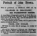 Advertisement for portrait of John Brown.jpg