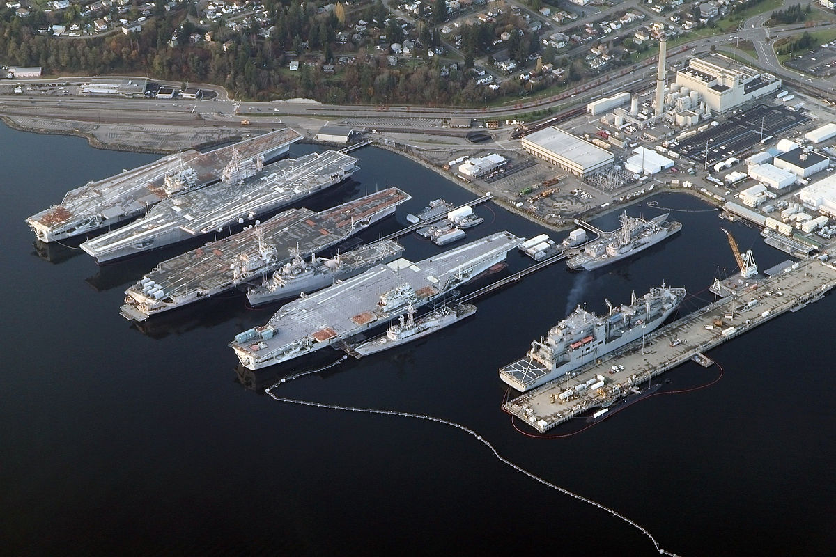 Bremerton Naval Base >> Puget Sound Naval Shipyard And Intermediate Maintenance Facility