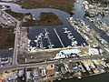 Aerial photo of marina near Edwin B. Forsythe National Wildlife Refuge (NJ) (8147741375).jpg