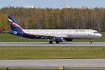 Aeroflot, VQ-BHM, Airbus A321-211 (15836147633) (3).jpg