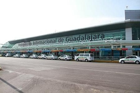 Lapangan Terbang Antarabangsa Don Miguel Hidalgo