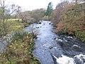 Afon Lledr at Pont-y-Pant - geograph.org.uk - 1570066.jpg