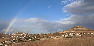 Tekoa, Gush Etzion Israeli settlement in the West Bank