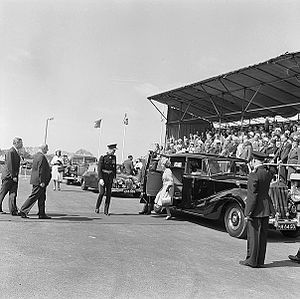Ferodo - Ferodo's Caernarfon factory was opened by Princess Margaret in 1964