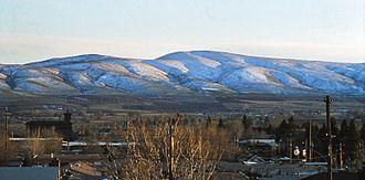 Ahtanum Ridge - Ahtanum Ridge