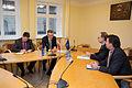 Ainars Latkovskis tiekas ar NATO ģenerālsekretāra vietnieku (23468371966).jpg