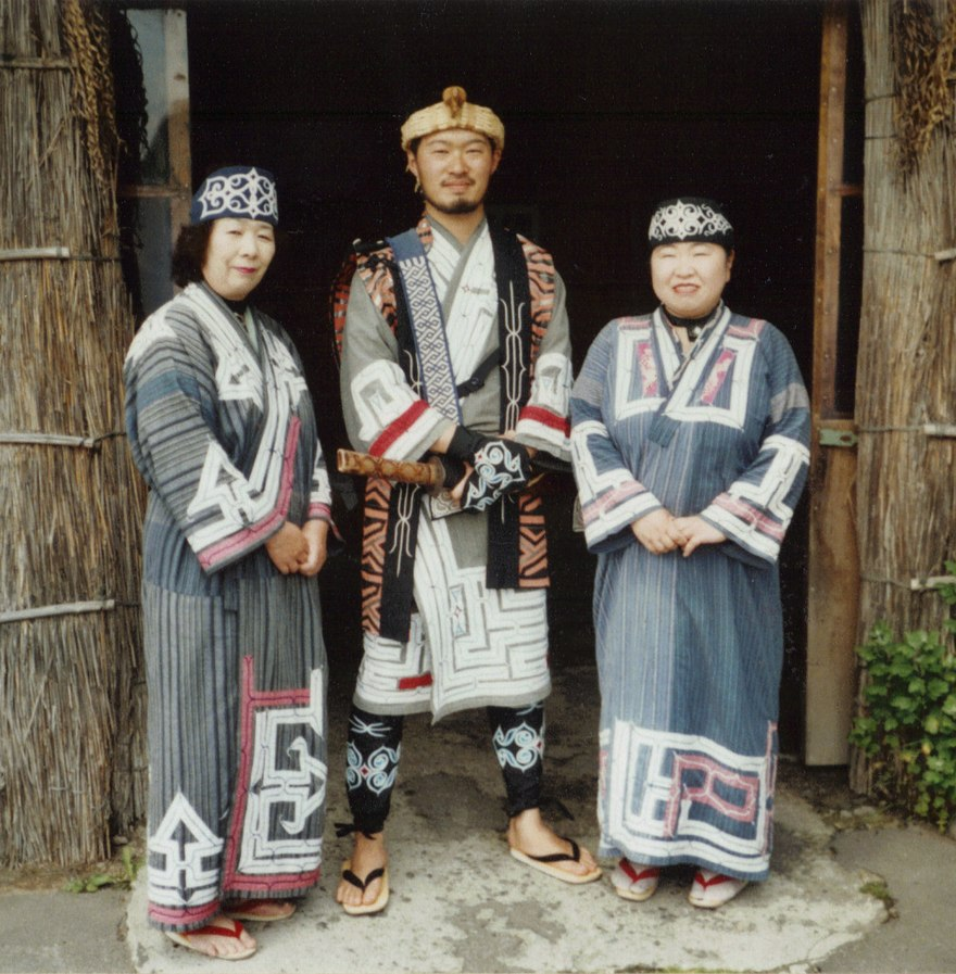 Ainu People The Reader Wiki Reader View Of Wikipedia