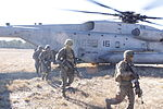 Air, ground Marines prepare for WTI 130131-M-MX805-864.jpg