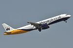Airbus A321-200 Monarch AL (MON) G-OZBU - MSN 3575 (9563558231).jpg