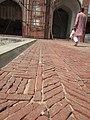Akbari Sarai brick floor.jpg