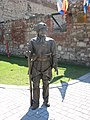 Alba Carolina Fortress 2011 - Guard Statue.jpg