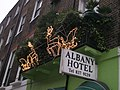 Albany Hotel, Tavistock Place, London WC1 - geograph.org.uk - 392741.jpg