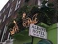Albany Hotel, Tavistock Place, London WC1 - geograph.org.uk - 392741.jpg