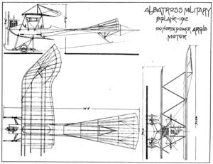 Albatros Doppeltaube - Aero and Hydro Vol. 1 p 109.png
