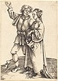Albrecht Dürer - Peasant and His Wife (NGA 1943.3.3466).jpg