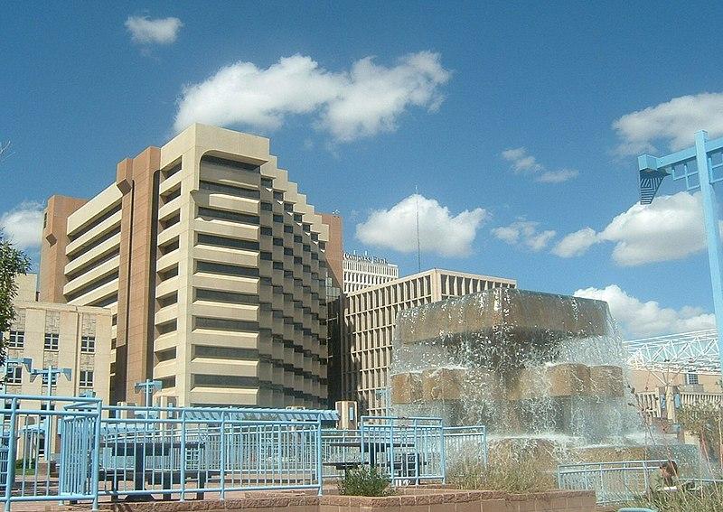 Datei:Albuquerque downtown.jpg