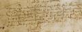 Alcalá de Henares (09-10-1547) Partida de bautismo de Miguel de Cervantes.png