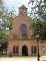 Alcalá de Henares (RPS 12-08-2007) Ermita de la Virgen del Val, fachada principal.png