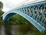 Aldford Iron Bridge