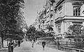 Aleje Ujazdowskie przy Matejki przed 1939.jpg