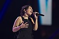 Alessia Cara performs for the 2017 Invictus Games opening ceremony(37023162840).jpg