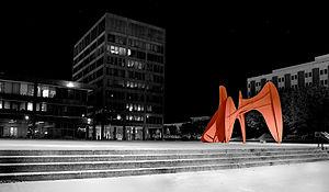 La Grande Vitesse - Alexander Calder's La Grande Vitesse