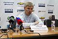 Alexander Smirnov 2011-09-26 Amur—Heftekhimik KHL-game.jpeg