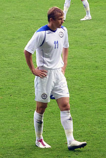 Aleksey Shchotkin Kazakhstani footballer