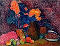 Alexej von Jawlensky - Cvetje, sadje in vrč.jpg