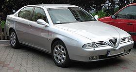 Alfa Romeo 166 —