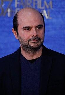 Ali Mosaffa Iranian actor and film director