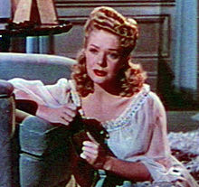 Alice Faye al film The Gang's All Here (1950)