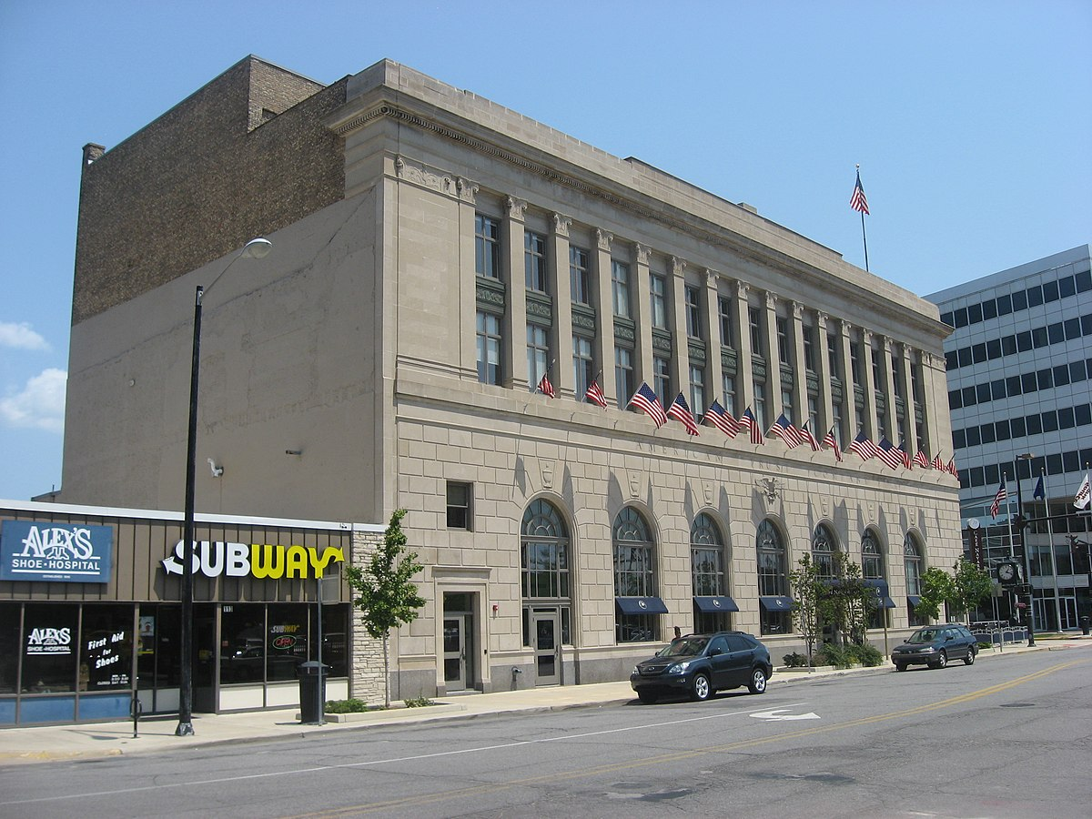 All American Bank Building