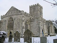 All Saints' Church, 2 February 2009