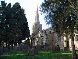 All Saints, Blaby - geograph.org.uk - 403486.jpg