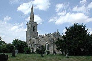 Tilbrook Human settlement in England