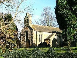 Deighton, Hambleton - All Saints Church, Deighton